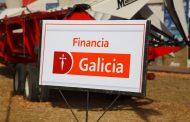 Banco Galicia presente  y