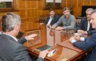 Diálogo y trabajo coordinado fueron los ejes del encuentro de esta tarde en el Ministerio de Agroindustria