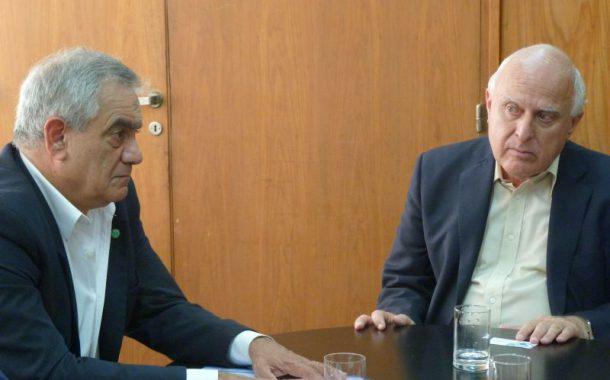 Reunión con el Gobernador de Santa Fe