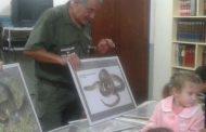 Identificación de arañas, serpientes y alacranes