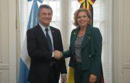 Agroindustria fortalece relaciones bilaterales con Rusia y Alemania