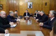 Etchevehere se reunió con productores de las economías regionales