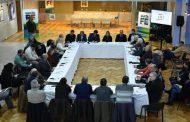 Las provincias lecheras se reunieron con entidades para analizar la situación del sector tambero
