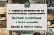 Avanza la organización del Congreso Internacional de Cooperativismo Agroindustrial