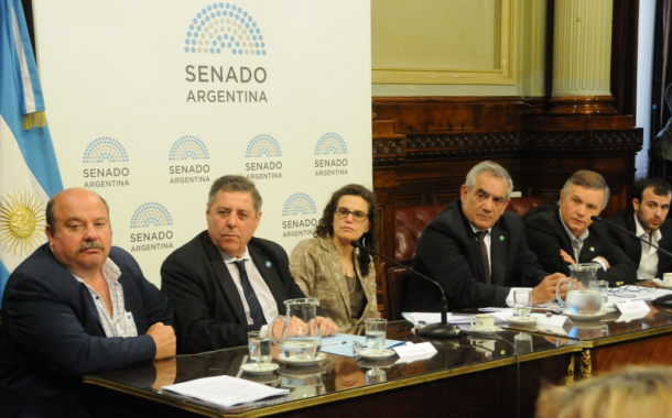 Proyecto de Ley de Economías Regionales.