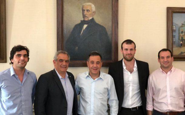 Reunión con el Ministro de Educación