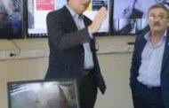 Se presentó el centro de monitoreo de los controladores electrónicos de faena (CEF)