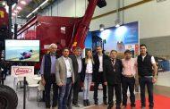 La maquinaria agrícola argentina, dice presente