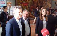 Macri encabezó la Mesa de Competitividad de Cultivos Extensivos