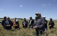 Interesados en el trigo bonaerense, molineros brasileños visitaron el sudeste y el sudoeste