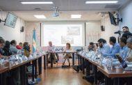Concluyó la misión internacional de observación del CNA 2018