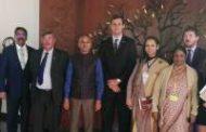Se desarrolló una nueva reunión de la Comisión Mixta Argentino-India