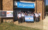 EMBAJADORES DE LA AGROTECNOLOGÍA ARGENTINA EN SUDÁFRICA