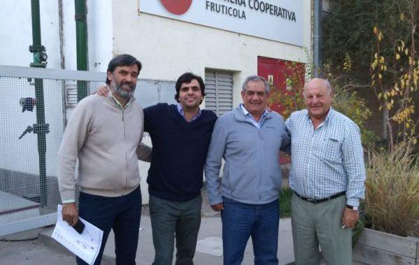 """""""LA PRIMERA COOPERATIVA FRUTÍCOLA"""" SE SUMA A CONINAGRO"""