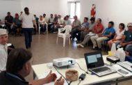 Se inició la asistencia técnica a productores en Dos de Mayo