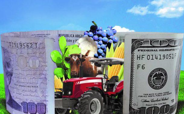 La inversión nacional en agricultura se redujo un 65% interanual