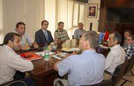 Reunióncon empresas yerbateras y el Gobernador para ampliar el mercado indio