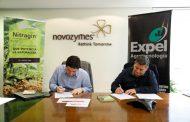La danesa Novozymes y la argentina Expel sellaron una alianza estratégica