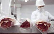 Exportaciones de carne vacuna elaborado por el área de economía y estadística