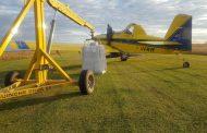 Siembra con aviones: se estima un incremento de un 40%