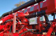 Crucianelli equipa el 100% de sus sembradoras con Leaf Agrotronics, su propia empresa de agricultura de precisión.