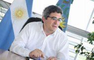 Rodríguez destacó las obras de la Ruta del Cereal