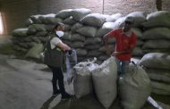 El INYM intervino unos 35 mil kilos de palitos en General Urquiza