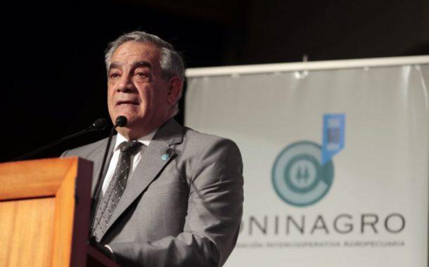 Carlos Iannizzotto, reelecto como presidente de Coninagro: «hay otra agenda posible con el Estado»