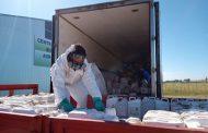Comenzó la primer campaña de recolección de envases de fitosanitarios