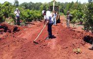 Capacitación para frenar la erosión y devolver productividad al yerba