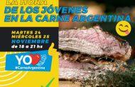 """La hora de los jóvenes en la carne argentina"""""""