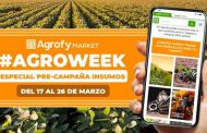 Los insumos, con múltiples descuentos: se viene la primera Agroweek de 2021