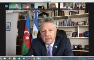 Reunión B2B con empresarios de Azerbaiyán