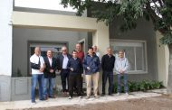 La Cooperativa de Cascallares entregó casas para sus empleados