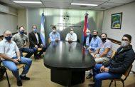 """""""Queremos potenciar este tiempo de convergencia de instituciones a favor del sector yerbatero"""""""