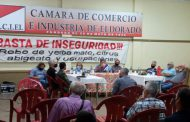 Reunión de productores para evitar hurto de yerba mate