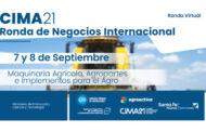 Con 28 empresas nacionales y 8 operadores internacionales comenzó la Ronda de Negocios de CIMA 21